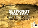Mick Tompson's guitar licks
