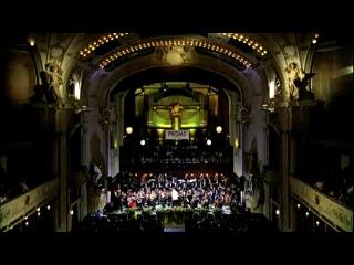 Оркестр играет Ghostbusters |  Hollywood Night - Prague Proms 2011 | Охотники за Привидениями