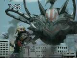 Tokusou Sentai DekaRanger - Episode. 16,