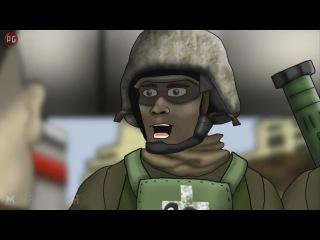 Друзья по Battlefield - Убит администратором 2 сезон 11 серия