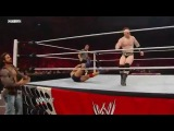 Santino Marella vs Sheamus(very funny)
