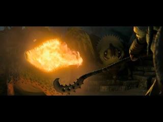 Как приручить дракона 2 / How to Train Your Dragon 2 (2014) HD Трейлер №2 (дублированный)