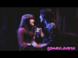 Jemi - Finally Found You  Joe Jonas  Demi Lovato HD