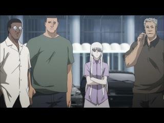 Jormungand: Perfect Order / Ёрмунганд 2 сезон 5 серия [Eladiel & JAM]