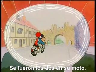 Muzzy Comes Back - 3 (subtitles)