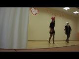 Шашерина Инесса и Женя Ершов в конкурсе