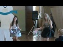 8 марта 2014, Сегодня танцы у девчат 3 школа