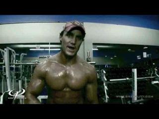 Greg Plitt - Members Section - Greg's Workout