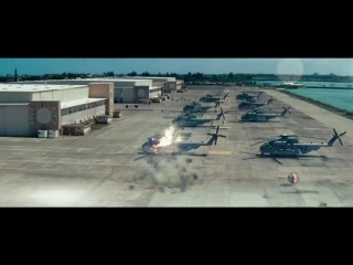 Battleship 2012 _ Морской Бой 2012 unofficial trailer(Real Rock AC_DC-Hells Bells)