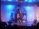 Александра Сухвалова. Восточный танец.
