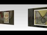 Декорирование мебели и деревянных поверхностей. Студия Арт-нуво.