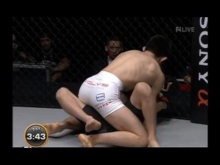 Шинья Аоки vs Котетсу Боку
