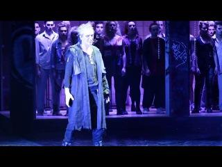 Зонг-опера TODD (Король и шут) - Добрые люди 13,14,15 февраля 2014 (Роберт Остролуцкий)