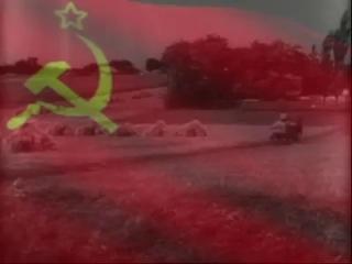 Кошмарный сон современного либераста: Гимн СССР на английском языке