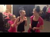 Maddie, Paige and Mackenzie