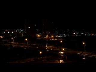 Rostov-On-Don. Night. First Timelapse
