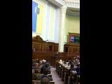 Виступ Боришкевича Олександра у Верховній Раді. 21.11.13