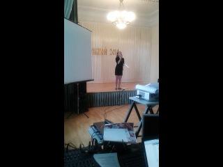 наша певеца Оля тюрина
