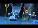 Сезон 1 Эпизод 3. Железный человек. Lego Marvel Super Heroes : ЛЕГО Марвел супергерои: Полный перезапуск