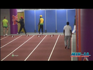 Usain Bolt vs Wallace Spearmon - MIR-LA.com