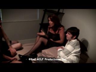Red milf:   история похождений двух мамок (mature, milf, bbw, мамки порно со зрелыми женщинами) (hotmoms_18plus)