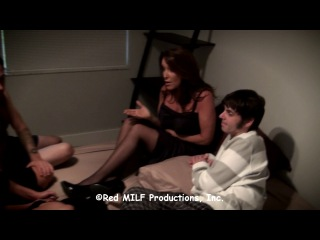 Red MILF: Rachel Steele & Grace - Cheating Housewife, The Secret Affair (mature, MILF, BBW, мамки - порно со зрелыми жен