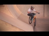 Live To Ride - Rob Welch World First Qaurter Pipe 900 on MTB