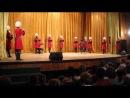 """Танец с кинжалами. Группа """"Кавказ"""". Абхазия, 2012г."""
