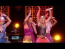 The Pussycat Dolls - Jai Ho (@Live on The Ellen DeGeneres Show)