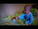 Говорящий хомяк учит ребенка говорить
