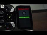 Nvidia Shield - обзор портативной приставки