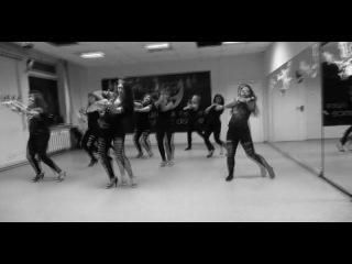 Хэллоуин в школе танцев Plastic Dance . Преподаватель Питцентий Екатерина