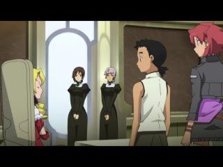 Isekai no Seikishi Monogatari / Иной мир - легенда Святых Рыцарей OVA - 10 серия [Persona99 MaxDamage.GSG]