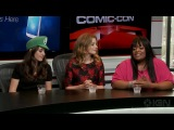 Community Interview- SDCC 2013- Alison Brie, Gillian Jacobs and Yvette Nicole Brown - Comic-Con 2013