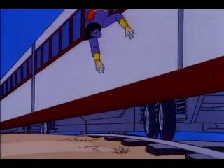 Чак Норрис: Отряд каратистов / Chuck Norris: Karate Kommandos (1986): 03. Поезд ужаса / Terror Train