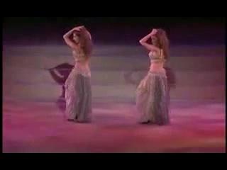 (Танец живота) Bellydance with Kaya & Sadie