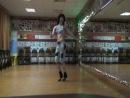 Ирина Звягина - под народные русские мотивы хорошо репетируется танец с кинжалами восточными - учу трюки новые)