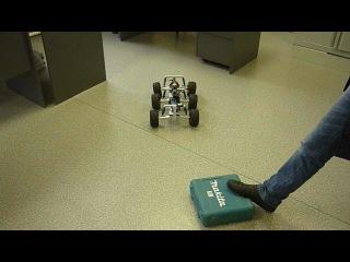 6WD езда по офису