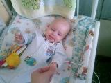 Загляните в глазки, этой улыбчивой маленькой девочки! Разве они должны страдать от боли? Как можно пройти мимо, как можно не