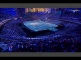 Закрытие олимпиады в Сочи - ч.1