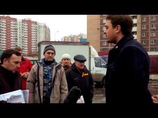 Отрывок интервью Игоря Бойко каналу Москва24/Как заявлялся проект стройки