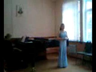 Оленька Яковлева -