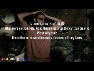 Lowkey - Terrorist?