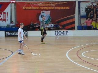 Фрязино 2013 год игра за 3-место Севмаш-Кобра буллиты