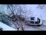 Авария Две Машины Скорой Помощи.Нижний тагил