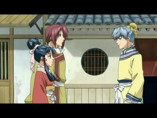 Повесть о Стране Цветных Облаков / Saiunkoku Monogatari - 2 сезон 25 серия (Озвучка)