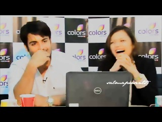 Drashti Dhami _ Vivian Dsena - Masti Time - Best Of Live Chat