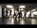 Стриппластика. Девушки  танцуют очень шикарно и красиво..  Студия Эротического танца