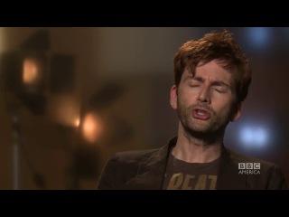 Девид Теннант(10 Доктор) для тех кто не смотрел