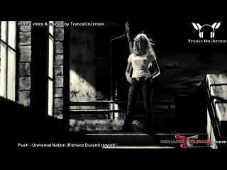 Push - Universal Nation (Jonas Stenberg Remix)  [Jessica Alba dance Sin City]